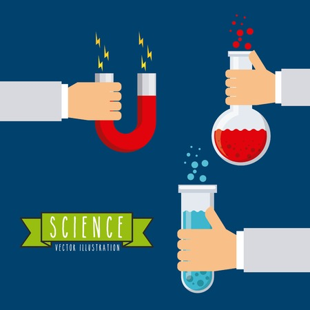 laboratory icons design, vector illustration eps10 graphic