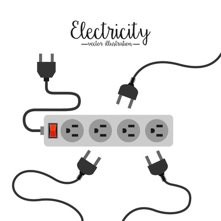 electrical: electrical concept design, vector illustration eps10 graphic