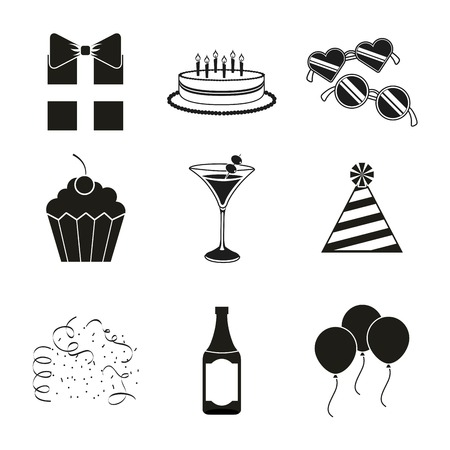 retro party: retro party design, vector illustration eps10 graphic