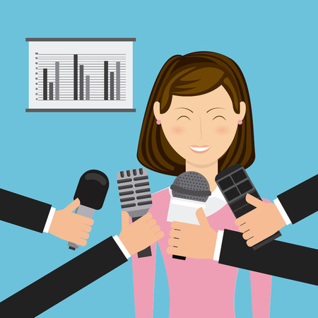 news background: break news  design, vector illustration eps10 graphic