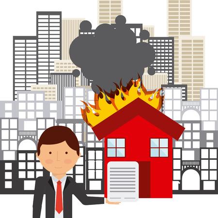 best protection: best insurance design, vector illustration eps10 graphic