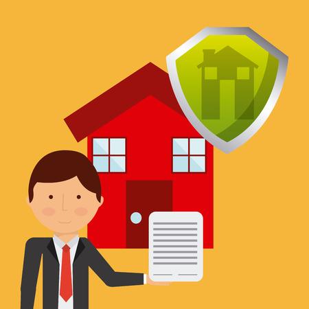 best insurance design, vector illustration eps10 graphic