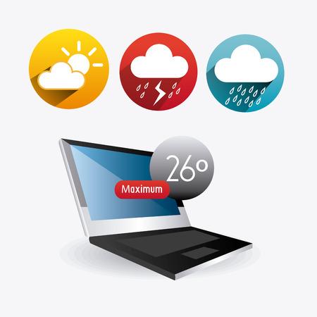 mobile application: Weather mobile application design