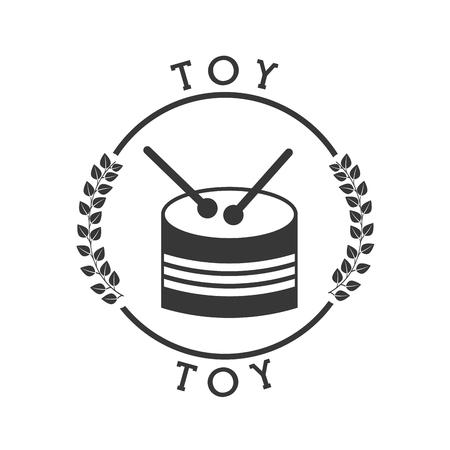 toy icon design, vector illustration eps10 graphic