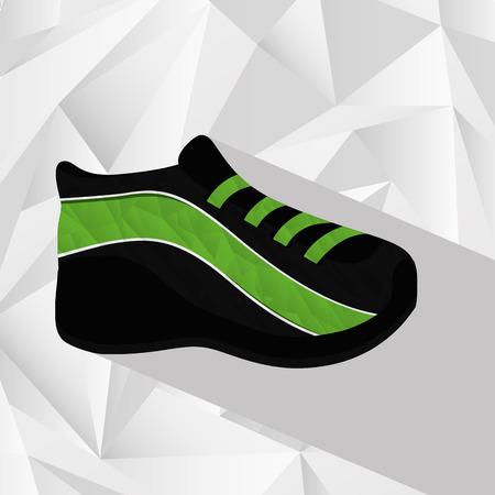 tenis: gym equipment design, vector illustration Illustration