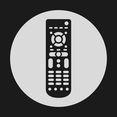 remote: control remote design, vector illustration Illustration