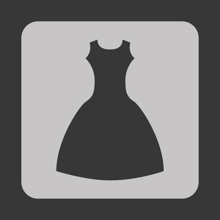 feminine: feminine fashion design, vector illustration  Illustration