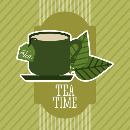 delicious: delicious tea design