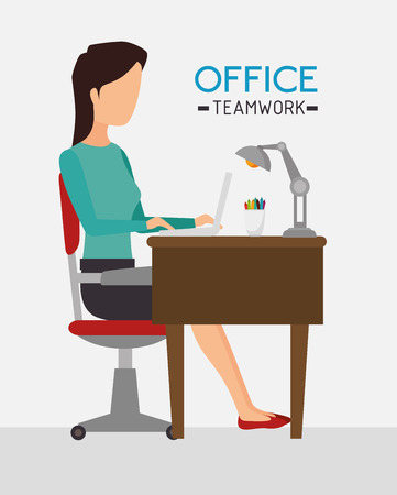 265,750 Work Office Cliparts, Stock Vector And Royalty Free Work ...
