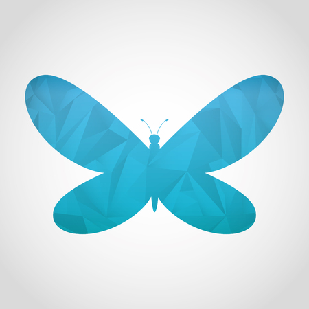 eps10: beautiful butterfly design, vector illustration eps10 graphic
