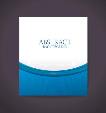 blue waves: Blue waves design, vector illustration eps 10.