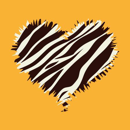 animal print: Diseño de estampados de animales, ilustración vectorial eps 10.