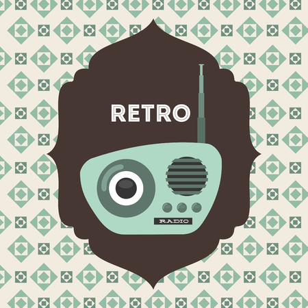 antena: retro device design