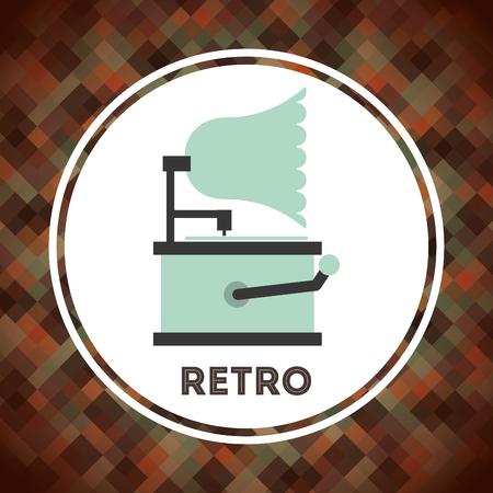 device: retro device design