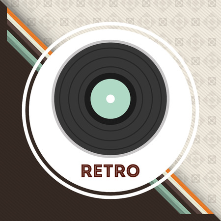retro party: retro party design