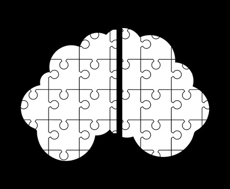 brain puzzle: brain puzzle design