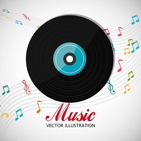 pentagramma musicale: Design Festival di musica