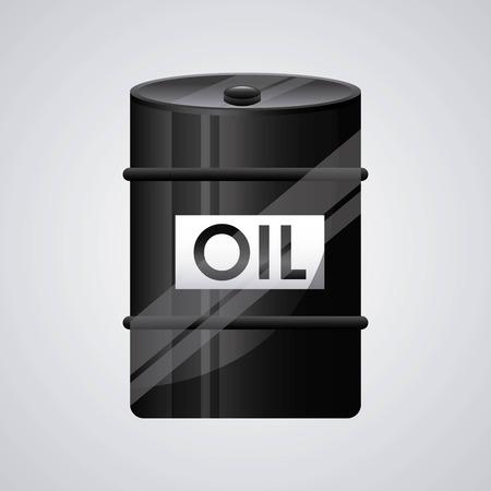energy market: oil barrel  design, vector illustration eps10 graphic
