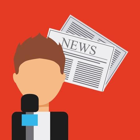 breaking: breaking news design, vector illustration   graphic
