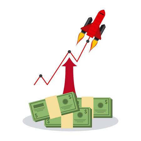 monetary: monetary analysis design, vector illustration   graphic