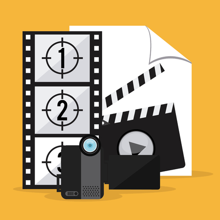 video player: video player design, vector illustration   graphic