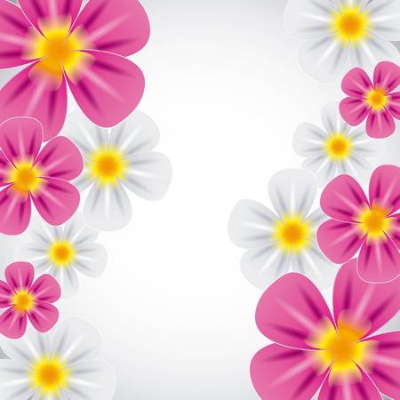 design floral background, vector illustration graphique Vecteurs