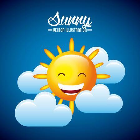 weather concept design, vector illustration   graphic Stock Photo