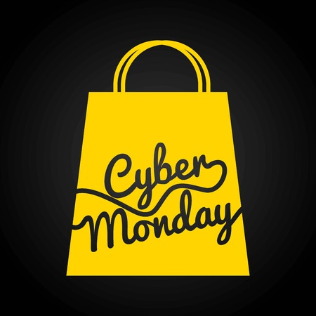 monday: cyber monday deals design, vector illustration   graphic