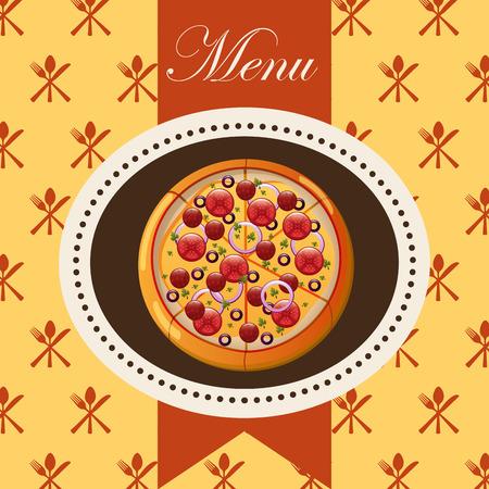unhealth: delicious fast food design, vector illustration eps10 graphic Illustration