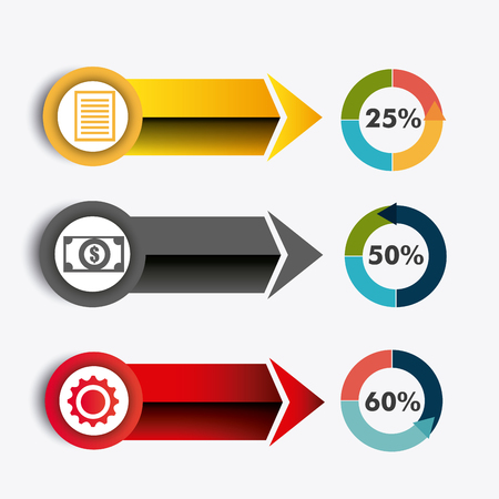 infographics touchscreen: World connections, business and multimedia infographic design.