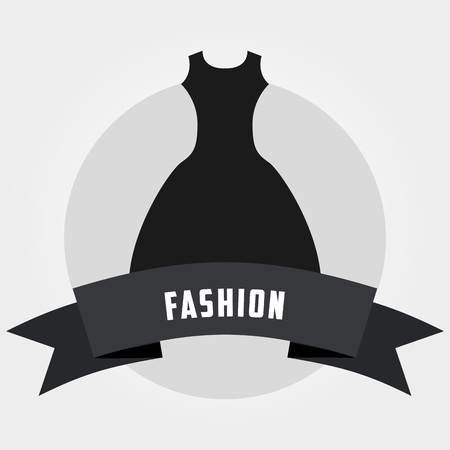 feminine: feminine fashion design, vector illustration eps10 graphic Illustration