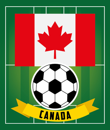 league of nations: football soccer sport design, vector illustration eps10 graphic