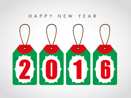 happy new year design, vector illustration eps10 graphic Illustration