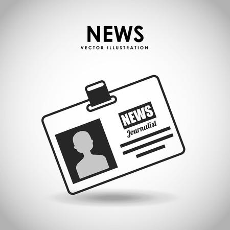 article: breaking news design, vector illustration eps10 graphic