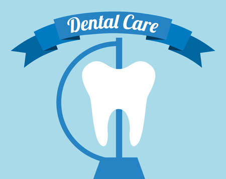 dental care: dental care design, vector illustration eps10 graphic Illustration
