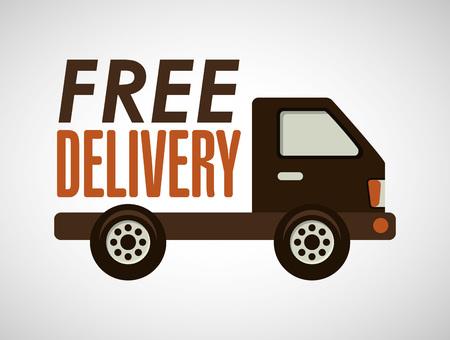 delivery service: delivery service design, vector illustration eps10 graphic