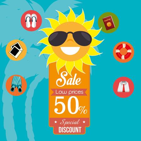 deals: summer sale deals design