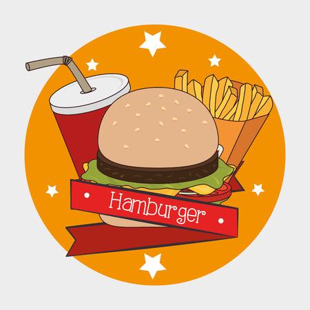 delicious: delicious fast food design