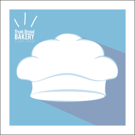 always: always fresh bakery products design, vector illustration eps10 graphic