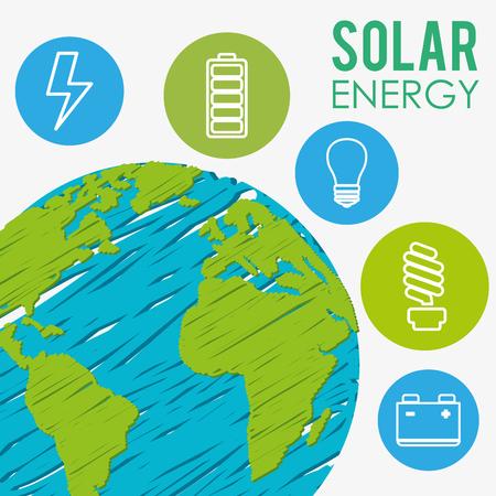 energy sources: energy sources design, vector illustration eps10 graphic