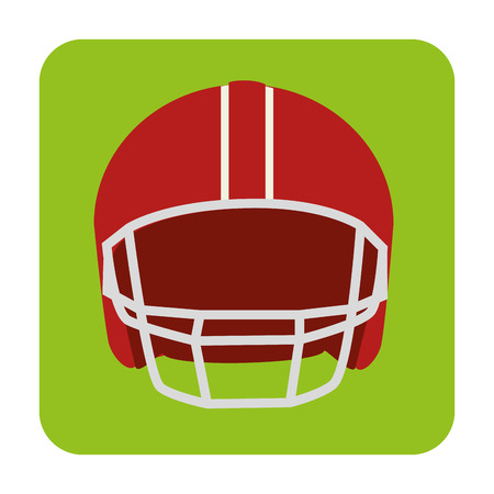touchdown: american football design, vector illustration eps10 graphic