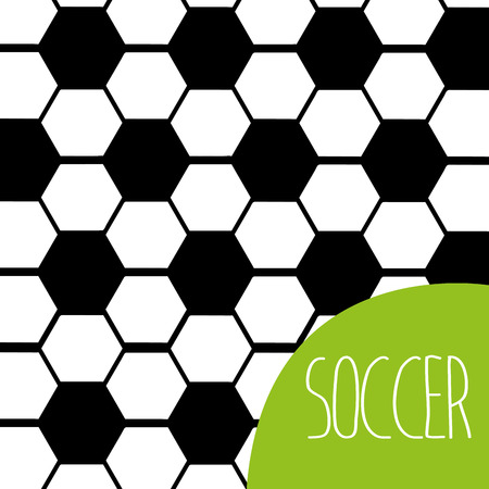 soccer game: football soccer design, vector illustration eps10 graphic