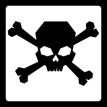 hazardous sign: warning signs design, vector illustration eps10 graphic