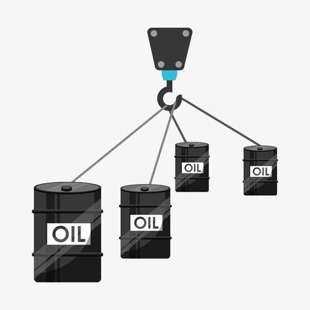 oil industry: oil industry design, vector illustration eps10 graphic Illustration