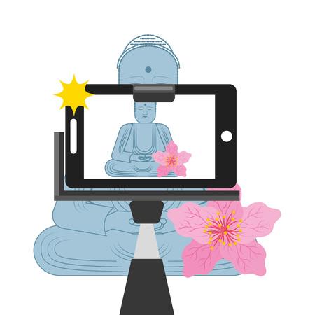 buda: photographic hobby design, vector illustration eps10 graphic