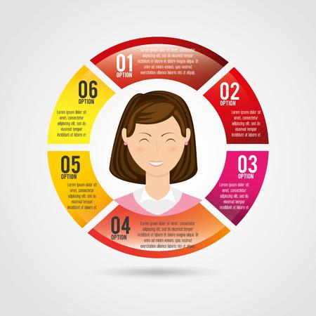 business leadership: business leadership design, vector illustration eps10 graphic