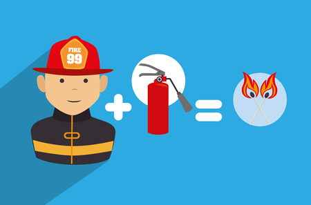 evacuation equipment: Emergency and rescue  icons graphic design, vector eps10 Illustration