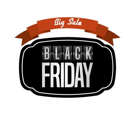 deals: black friday deals design, vector illustration eps10 graphic Illustration