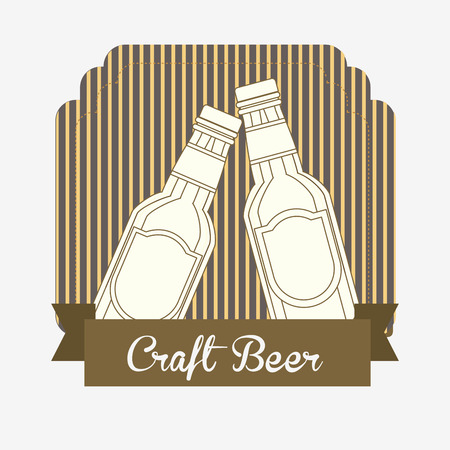 refreshing: refreshing beer design, vector illustration eps10 graphic
