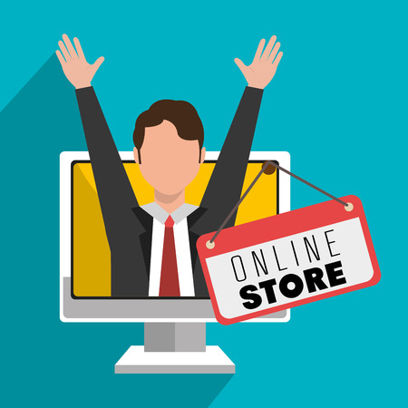 Marketing online and ecommerce sales design